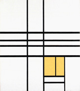 Composition with Yellow, 1936